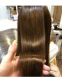 髪質改善には《ワンカール》もかけられます
