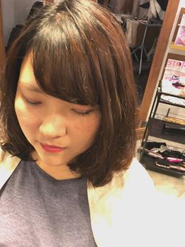 朝、絶対ラクになる!前髪パーマ☆_20181107_3