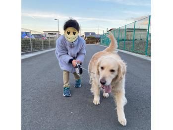 我が家の愛犬。川村Asami_20210225_1