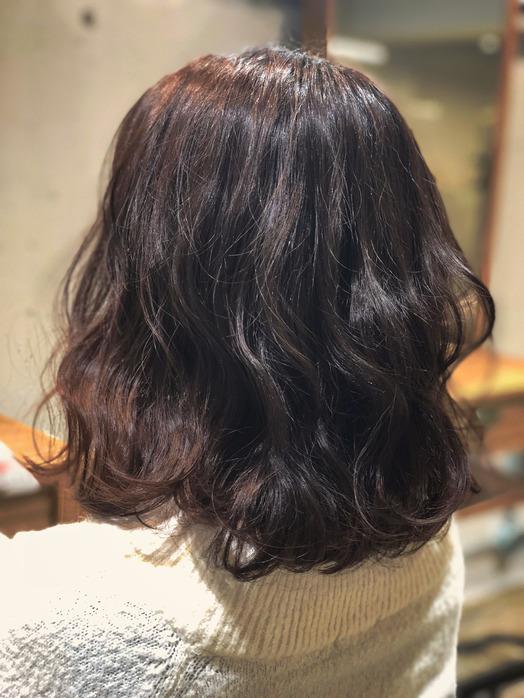 ボブ×波ウェーブ=オトナ女子_20180308_1