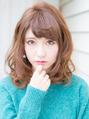 【10月限定★秋色美人♪】カット+カラー+保湿TR