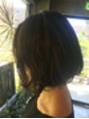 ヘアー グランジ プラス(hair Glunge Plus)パーマが馴染んだスタイル