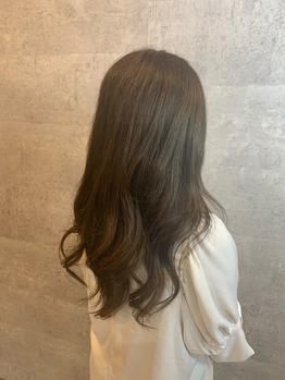 癖毛のロングの広がらない巻き髪_20201018_1