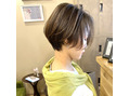 ソース ヘア アトリエ(Source hair atelier)大人ショート!