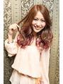 グラデーションカラー★☆レッド&ピンク