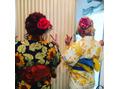 夏祭り、花火大会などに!浴衣の着付けとヘアセット☆