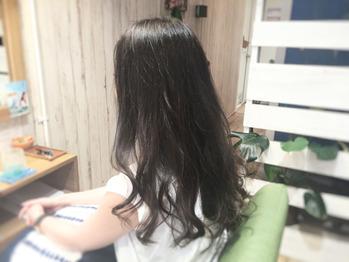 透明感!ダークトーンアッシュ☆_20180526_1