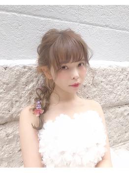 Wedding☆ menu☆つぐみるん_20181028_1