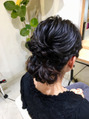 結婚式、二次会のお呼ばれヘアお任せ下さい(^^)