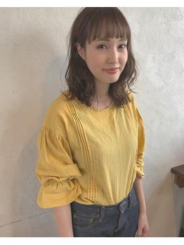 前髪カット_20190505_1