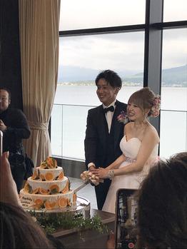鳥巣さん結婚式(*´▽`*)_20190716_2
