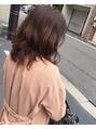 【 cirrus 小松 】 大人可愛いニュアンスパーマ。