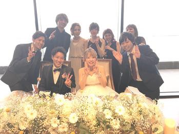鳥巣さん結婚式(*´▽`*)_20190716_3