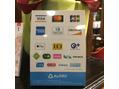 カレント シエナ(Current sienna)ApplePay、各種電子マネー支払いも対応しました。