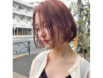 抜け感ボブ/ショートボブ/ミニボブ_20200618_2