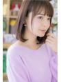 艶髪★秋色カラー