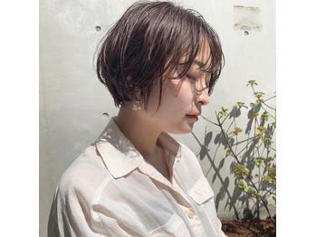 抜け感ボブ/ショートボブ/ミニボブ_20200618_3