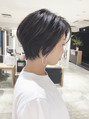 モッズヘア 仙台長町店(mod's hair)【モッズ長町 越後裕介】☆ くびれ大人ショート