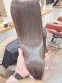 【超髪質改善♪】縮毛矯正+カット