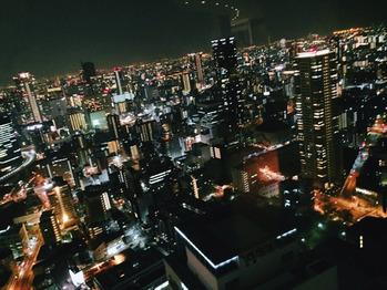 大阪の夜景!_20170421_1