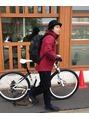 ~自転車通勤~