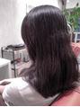 【就活生必見】黒染めの髪を自然に明るくするカラー