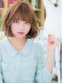 【2019冬】大人かわいい小顔ボブスタイルが人気!