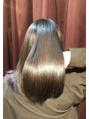 髪質改善型TOKIOフラーレントリートメント