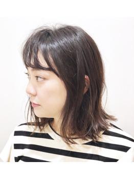 ボブスタイル~ブログ part7~長めのボブ☆ロブ