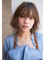joemi新宿 大人可愛い小顔ボブパーマスタイル