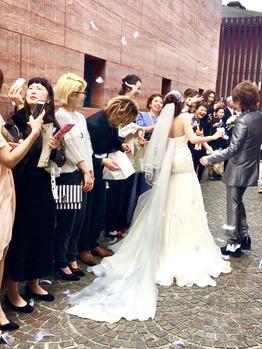篠原さん ♪ 結婚おめでとうございます☆_20180604_1