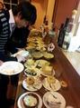 チーズパーティ