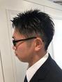 男性ゲストスタイル☆