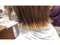 AVEDA NEW COLOR で染めてみた。
