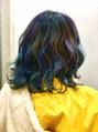 ◎青×紫×黄×緑