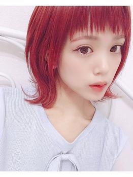 髪質改善コラーゲンカラー☆ハナエちゃん_20181206_1