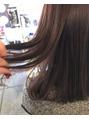 ヴィークス ヘア(vicus hair)[アキエ]艶!透明感!ラベンダーベージュ♪♪