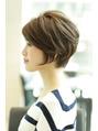 ヴィー 青山/表参道(VIE)~30代40代のショートが得意な美容師~石田康博
