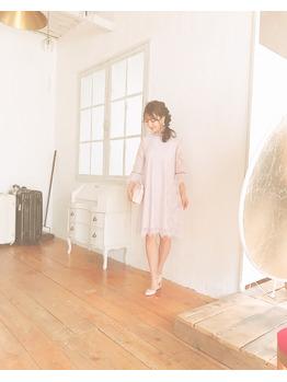 lerevevaniller ☆中田絵里奈 ちゃん ヘアメイク広告_20181010_2