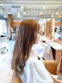 カッツ 川口店(CUT S)【藤本ブログ】ブリーチ1回で出来るベージュ系カラー