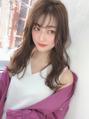 ◆シースルー前髪+透明感フォギーアッシュ◆