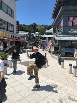 江ノ島観光_20190622_1