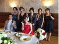 結婚式!福田