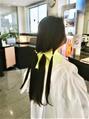 ◆ヘアドネーション◆