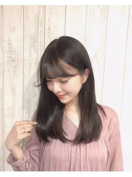 透け感ベイビーブルー☆中田絵里奈 ちゃん_20181010_1