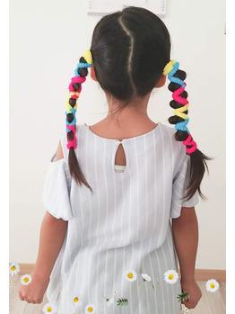 子供の髪 簡単 アレンジ!!!_20200908_2