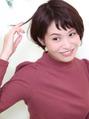 オーガニックサロン フェイス 梅田店(organic salon face)ショートスタイル人気です