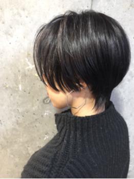 short hair 【LUXIS/立川】_20190504_1