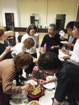 BASIL X'mas party☆_20151223_1