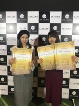 美容師のコンテスト関東大会にてフォトコン入賞☆_20170928_3